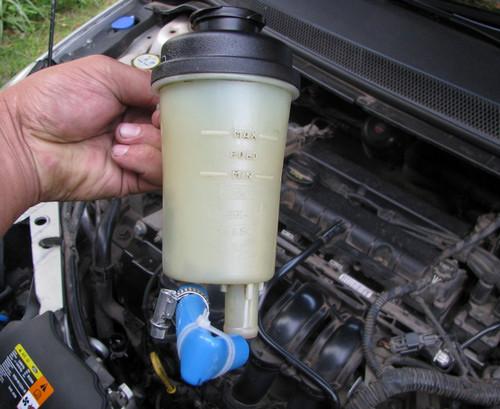 жидкость для гур для ford галакси