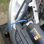 Замена масла в гидроусилителе руля Форд Фокус (первого поколения)