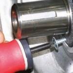 Замена переднего сальника коленвала на двигателе Zetec-E Форд Фокус 1