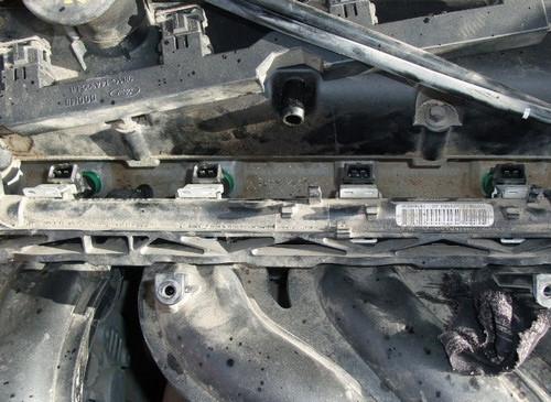 Чистка форсунок форд мондео