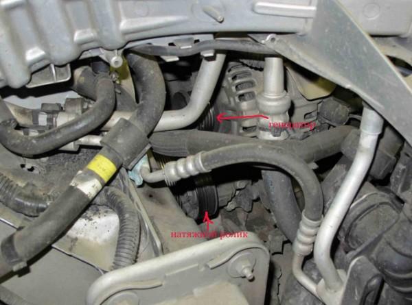Замена ремней на форд фокус 2 2.0