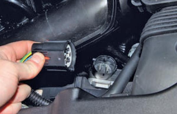вентилятор двигателя ford s max