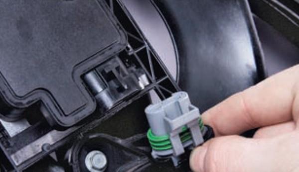 форд фокус 2 как проверить вентилятор охлаждения