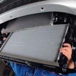 Как снять радиатор охлаждения на Форд Фокус 2