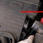 Меняем свечи зажигания на Ford Fusion с двигателем Duratec 1.6