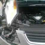 Меняем ремень генератора на Ford Kuga I с дизельным двигателем 136 л.с.