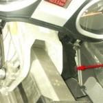 Если жужжит датчик температуры климатической системы Ford Kuga 1