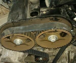 Когда нужно менять ремень ГРМ на Ford Fusion