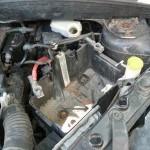 Меняем главный цилиндр сцепления на Ford Fusion