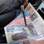 Как укоротить рычаг переключения скоростей КПП на Ford Fiesta