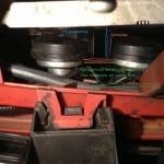 Как установить омыватель фар на Ford Kuga