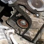 Как заменить ремень ГРМ Форд Фокус 2 с двигателем 1.6 16V Duratec Ti-VCT