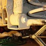 Как снять, поставить задние амортизаторы на Форд Фьюжн