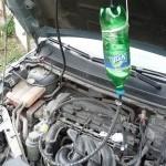 Промывка форсунок или как почистить инжектор двигателя Форд Фокус 3