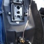 Как разобрать подлокотник и установить в нем освещение на Ford Focus 3