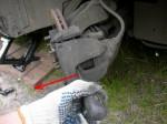 Меняем передние тормозные колодки Форд Фокус 2