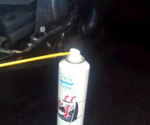 Очистка кондиционера Ford Focus 2