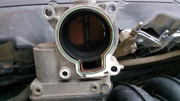 Чистка дроссельной заслонки форд фокус 3